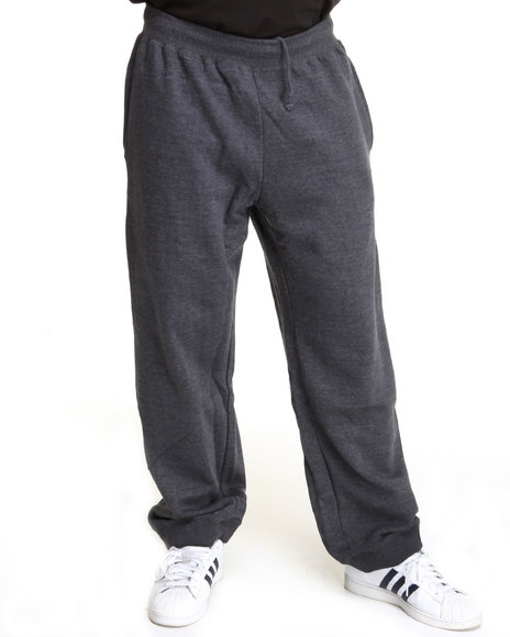 heavyweight fleece sweatpants