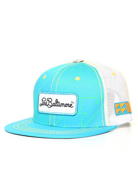 Lord Baltimore - Tron Snap-Back Trucker Cap
