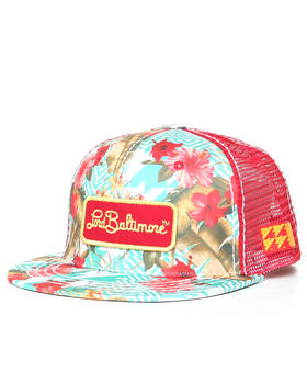 Lord Baltimore - Maui Snap-Back Trucker Cap