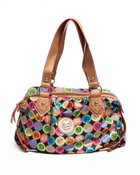 Apple Bottoms - Rainbow Apple Core Satchel