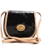 Women - Bossy Embossed Patent Crossbody
