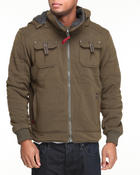 Buyers Picks - Marine Sherpa Lined Hoodie