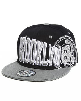 "Buyers Picks - ""Brooklyn"" City Snapback hat"