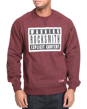 Rocksmith - Explicit Crewneck Sweater