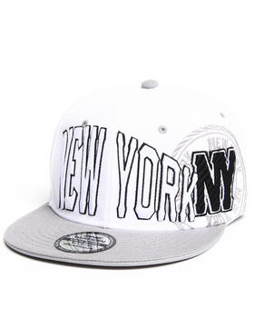 "Buyers Picks - ""New York"" City Snapback hat"