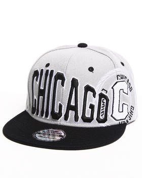 "Buyers Picks - ""Chicago"" City Snapback hat"