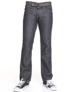 Buyers Picks - Focus Belted Washed Denim Jeans