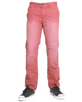 Buyers Picks - Focus Washed Colored Twill Pants