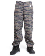 Rothco - Rothco Authentic Vintage Vietnam-Era 6-Pocket Tiger Camo Cargo Pants