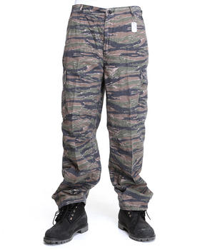 DRJ Army/Navy Shop - Rothco Authentic Vintage Vietnam-Era 6-Pocket Tiger Camo Cargo Pants