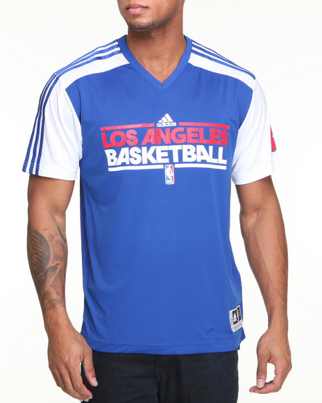 Adidas Men Blue Blake Griffin Adidas Shooter Jersey