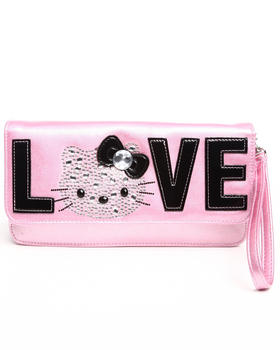 Hello Kitty - Hello Kitty Soft Sparkel clutch