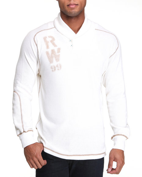 the return collared l/s thermal