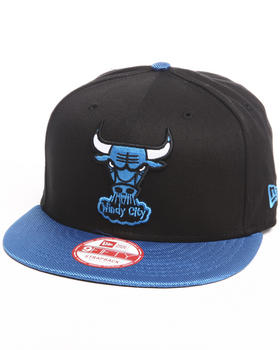 New Era - Chicago Bulls Listic Pop Strapback hat