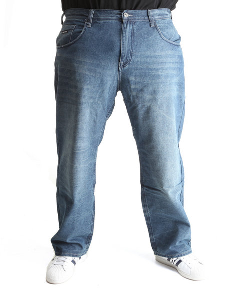 Enyce Men Blue New Tradition Jean (B&T)