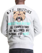 Hudson NYC - NYC Grizzlies Fleece Sweatshirt