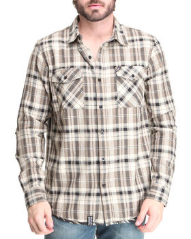 LRG - Regiment L/S Button-Down
