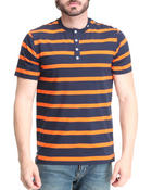 Men - Nautical by Nature SS Henley T-Shirt
