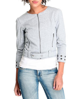 Trinket - Roxanne Sweatshirt Jacket