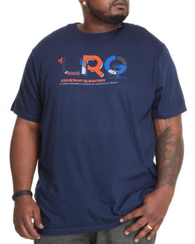 LRG - Constant Elevation Tee (B&T)