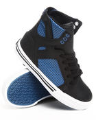 Supra - Skytop Nubuck/Leather Sneakers (Youth)