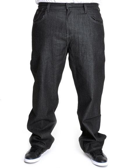 Rocawear Men Black Core Jeans (B&T)
