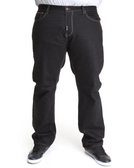 LRG Men Black Chronicle True-Straight Jean (B&T)
