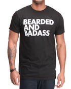 Buyers Picks - Bearded and Badass Tee