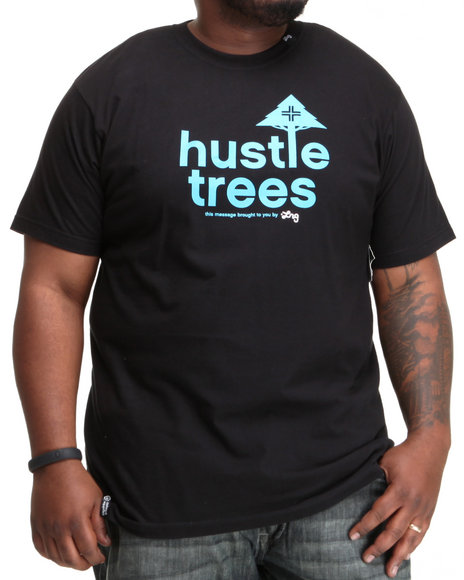 core collection ten hustle trees s/s tee (b&t)