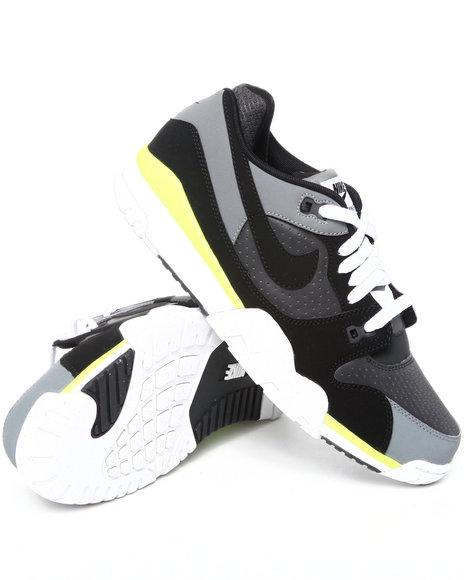 Nike Men Grey Nike Air Trainer 88 Sneakers