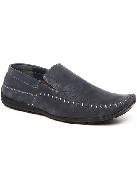 Basic Essentials Men Blue Sedutto Shoes