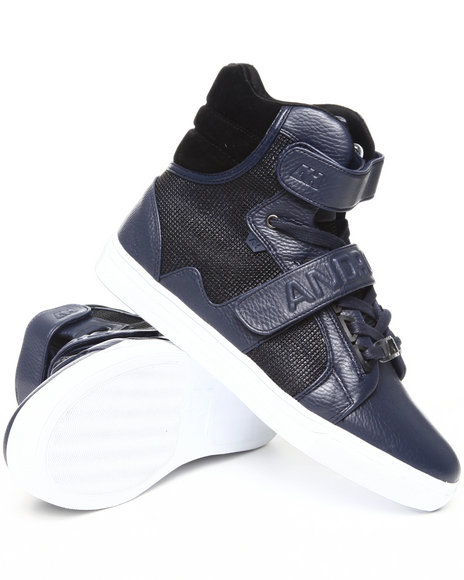 Ah By Android Homme Men Navy Propulsion Hi