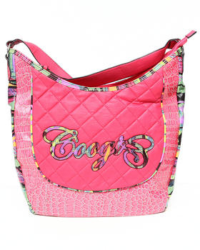 COOGI - Croc Collection Hobo Handbag