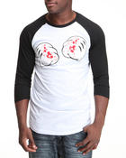 Buyers Picks - Mickey Bloody Fist Raglan Tee