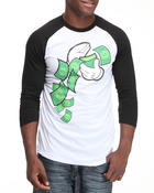 Buyers Picks - Make it Rain Raglan Tee