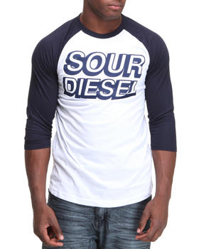 Buyers Picks - Sour Diesel Raglan Tee
