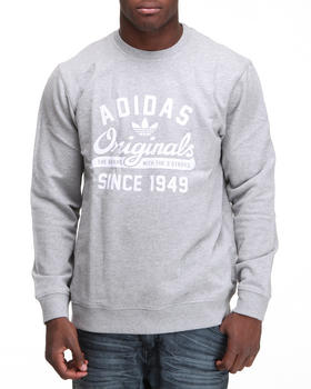 Adidas - Graphic Crewneck Sweatshirt