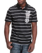Ecko - Y/D Left Chest Numeral Polo