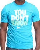 Nike - QT You Don't Know Tee