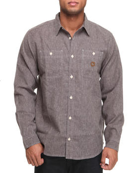 DC Shoes - Pistol Whip L/S Button-down