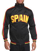 Outerwear - Spain Track Jacket