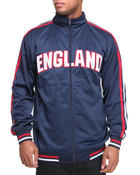 Basic Essentials - England Track Jacket