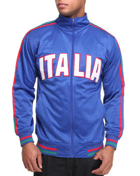 Basic Essentials - Italia Track Jacket