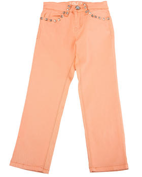 La Galleria - COLORED TWILL JEANS (4-6X)