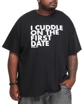 Graf-X Gallery - First Date Cuddle Tee (B&T)