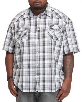 Ecko - Exclsuive Plaid Shirt (B&T)