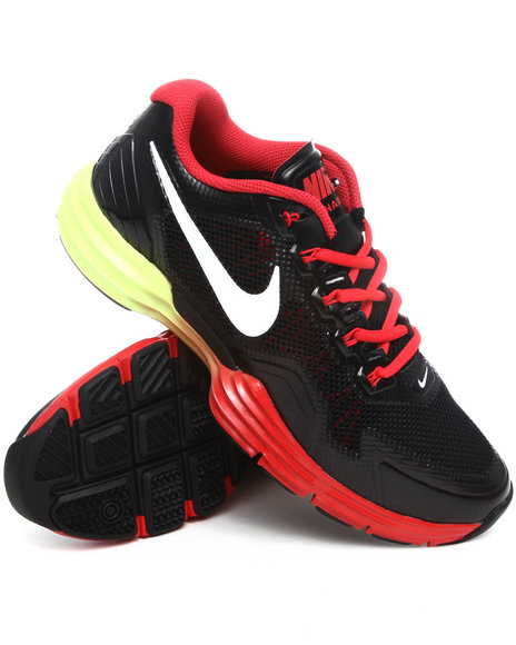 Nike Men Black Nike Lunar Tr1 Sneakers