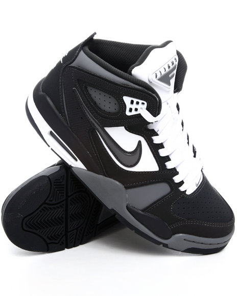 Nike Men Charcoal,Grey Nike Air Flight Falcon Sneakers