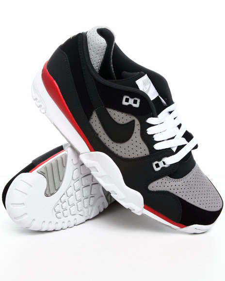 Nike Men Black Nike Air Trainer 88 Sneakers