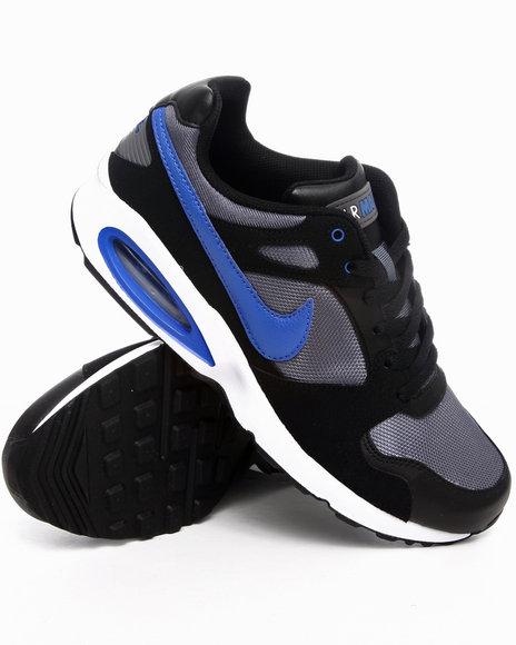 Nike Men Black Nike Air Max Coliseum Racer Sneakers